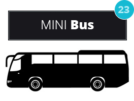 Mini Bus Rental Oak Lawn IL | Chicago Limo Coach 1 - minibus0
